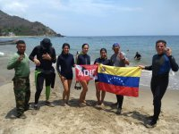 Click to see the group (DIVERS ADIP VENEZUELA SEAPORT HIGUEROTE B1E-B4E IN2E)